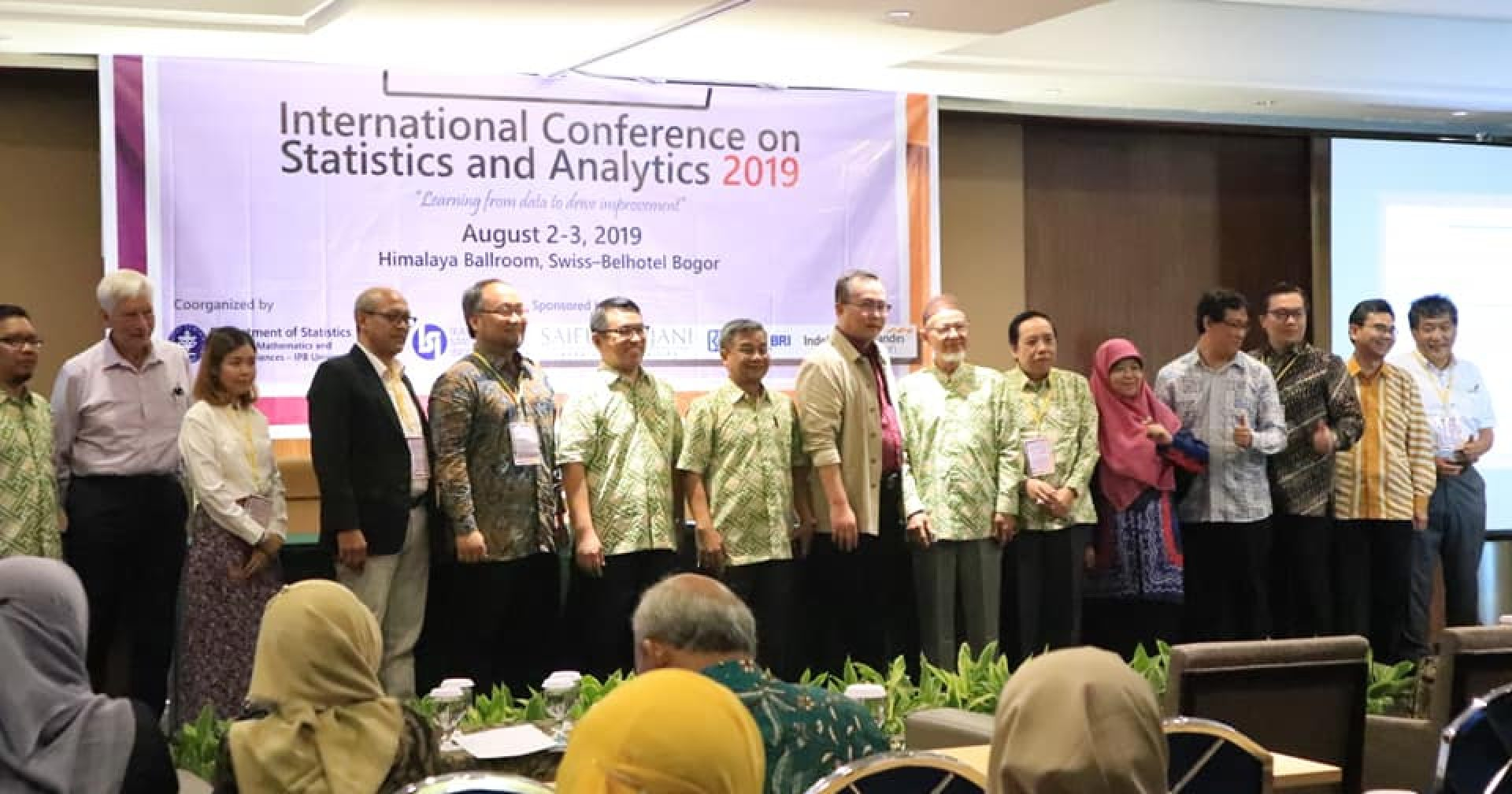 International Conference on Mathematics, Statistics, and Data Science